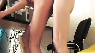 Lusty small breasted whore got doggy pose fucked near computer table--_short_preview.mp4