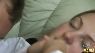 That dude patiently fingers the teen pussy of his girlfriend--_short_preview.mp4