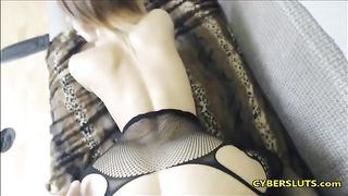 Try Not To Cum on This Beautiful Ass N Lingerie--_short_preview.mp4