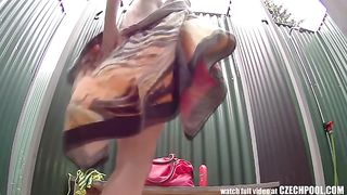 Gorgeous brunette sweety takes a shower on hidden cam--_short_preview.mp4