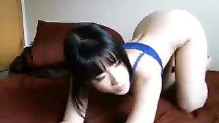 Slim beauty playing with her cherry sensually in amateur video--_short_preview.mp4