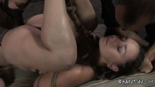 Orgasm craving lesbians get absolutely dominated in this BDSM scene--_short_preview.mp4