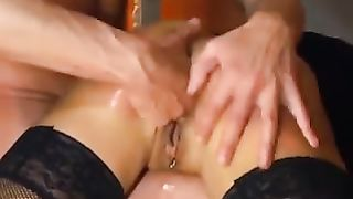 This perverted nympho knows what fisting is all about--_short_preview.mp4