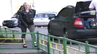 Lovely amateur Russian teen is embarrassed in public--_short_preview.mp4