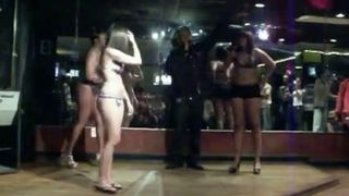 My gorgeous girlfriend with well-developed ass won the twerking contest--_short_preview.mp4