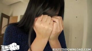 Sexy sensual cleavage being shown off in the naughtiest ways possible--_short_preview.mp4