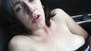 Sweet white brunette GF in the car lets her man poke her with a toy--_short_preview.mp4