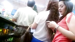 Hot white brunette chick with juicy fat ass on the market--_short_preview.mp4