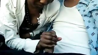 My chocolate queen sucks my rock hard dick in my car--_short_preview.mp4