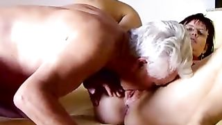 Silver dude licks and finger fucks my sex-hungry cunt--_short_preview.mp4