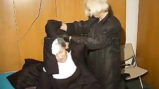 Lesbian femdom fun with two flabby hardly breathing grannies--_short_preview.mp4