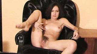 Magnificent Russian sexy babe on the armchair teases and strips on cam--_short_preview.mp4