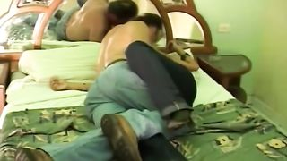 Busty pregnant ebony gets pussy toyed and fucked--_short_preview.mp4