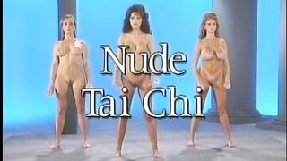 Nude Thai Chi exercise on live TV along staggering women--_short_preview.mp4