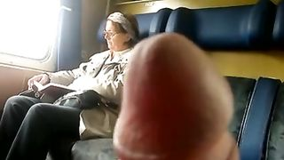Jerking my dick next to a mature lady--_short_preview.mp4