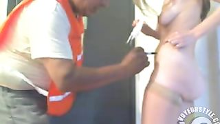 Brave goddess plays with delivery man--_short_preview.mp4