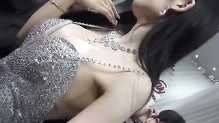 Who cares for that expensive bra, her nipple is out!--_short_preview.mp4