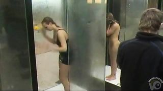 Reality show girls strip in the shower--_short_preview.mp4