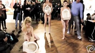 Nude Czech models stage a wild performance art piece--_short_preview.mp4