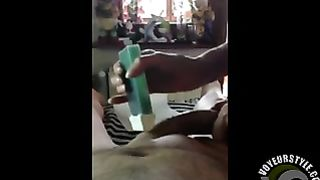 My dick got stiff even before the treatment!--_short_preview.mp4