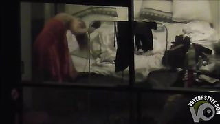 Spying on blonde roommates as they get ready to go out--_short_preview.mp4
