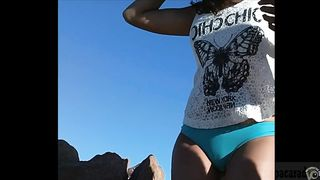 Cuties with great bikini butts in close up--_short_preview.mp4