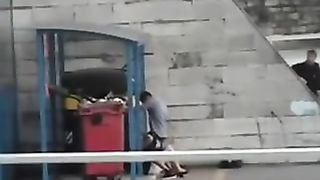 Hookup behind a dumpster with a cute chick--_short_preview.mp4
