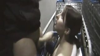 Foxy girlfriend gives her guy a fantastic blowjob in public--_short_preview.mp4