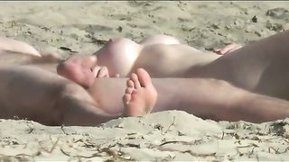 Playing with his wife on the beach gets him a blowjob--_short_preview.mp4