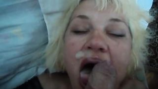 Old and nasty blond whore give sa blowjob on the bed--_short_preview.mp4