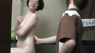 I'm banging sexy Russian brunette mommy in the bathroom--_short_preview.mp4