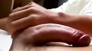 I love to jerk off my strong cock after six days of saving--_short_preview.mp4