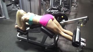 Bootylicious blonde works out in the gym--_short_preview.mp4