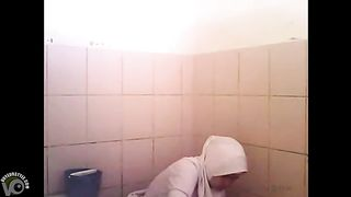 Arab woman goes pee in a public toilet--_short_preview.mp4