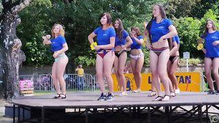 Delightful babes show ass wearing bikini bottoms--_short_preview.mp4