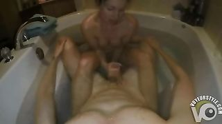 Slim girlfiend does a hot handjob on cam in the tub--_short_preview.mp4