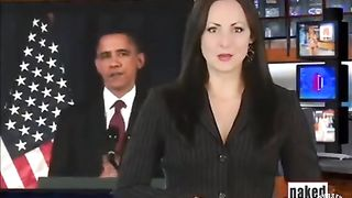 Brunette beauty strips nude during a news broadcast--_short_preview.mp4
