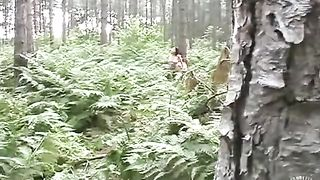 Curvy fairy penetrated in the forest by two nudist men--_short_preview.mp4
