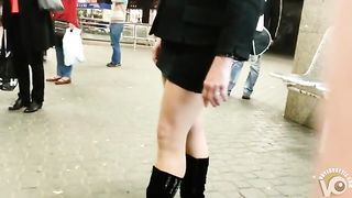 Sexy girlfriend in short dress and boots--_short_preview.mp4