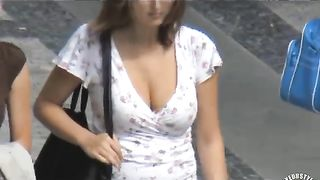 Babes with beautiful big bouncy tits in public--_short_preview.mp4