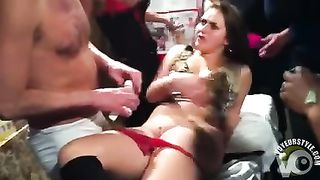 Checking out her shaved bawdy cleft--_short_preview.mp4