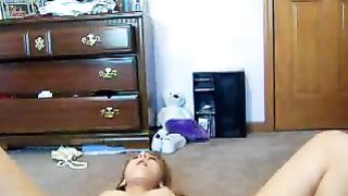Private phone video of my young blonde GF playing with dildo--_short_preview.mp4