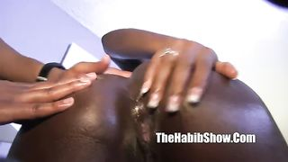 This ebony nympho is always ready to spread her legs wife for big cock--_short_preview.mp4