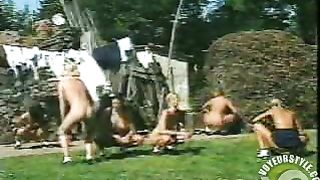 Nudist girls piss outdoors with close ups on cunts--_short_preview.mp4