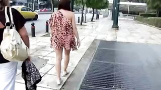 Dark-haired doll tries to imitate Marilyn Monroe--_short_preview.mp4