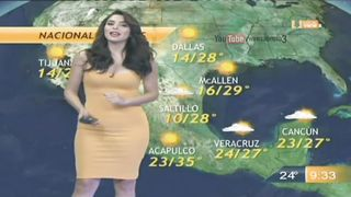 Yet another mind-blowing weather girl from Mexico--_short_preview.mp4