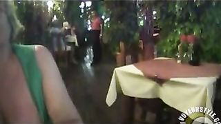 Mature wife takes her tits out at the bar--_short_preview.mp4
