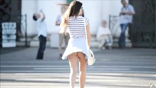 Tasty brunette lady has her round butt revealed by the wind--_short_preview.mp4