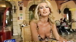 Mature lady demonstrates her bare little nipple--_short_preview.mp4