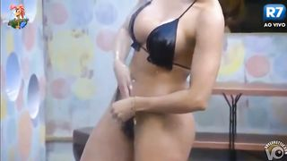 Bikini cutie washes her crotch in the shower--_short_preview.mp4